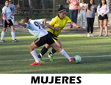 mujeres master league