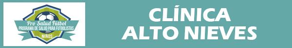 CLINICA ALTO NIEVES MASTER LEAGUE