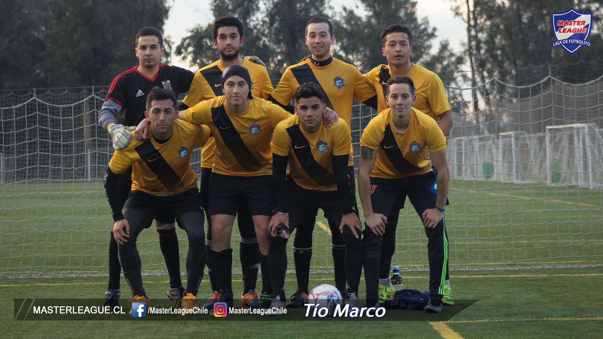 Tío Marco-Master League – Master League